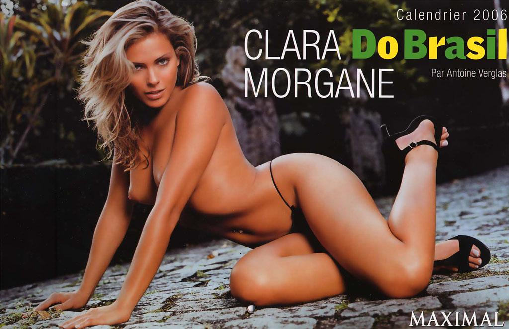 Clara morgane nue